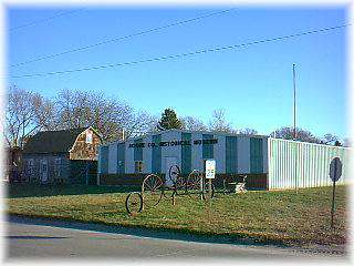 Boone County Historical Society Museum