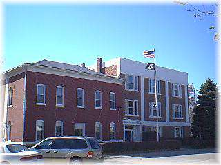 Dixon County Courthouse - NHR