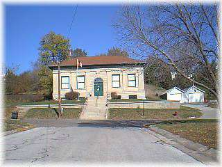 Carnegie Library - NHR