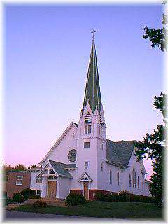 Swedish Evangelical Lutheran Salem Church - NHR