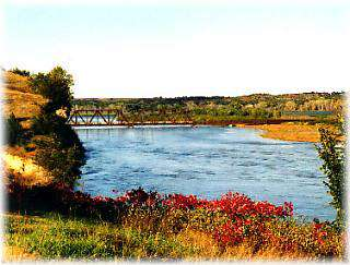 Niobrara Railroad Bridge - NHR