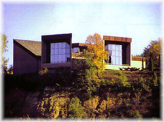 Lewis and Clark Visitors Center