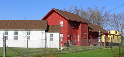 Pierce Historical Society Museum