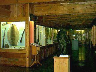 The Museum of the Fur Trade