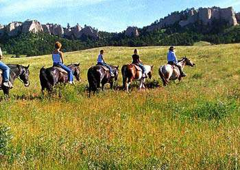 Fort Robinson Equestrian Trails