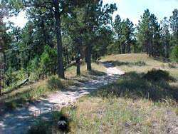 Chadron State Park Horse Trails