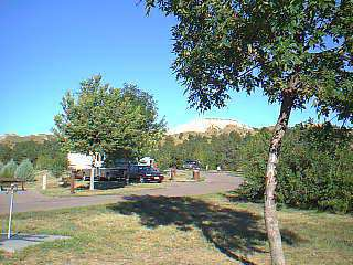 Chadron State Park Campgrounds