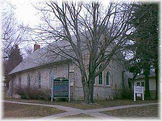 Congregational Church/Library