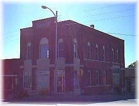 Old American Exchange Bank Building