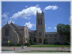 Centenary United Methodist