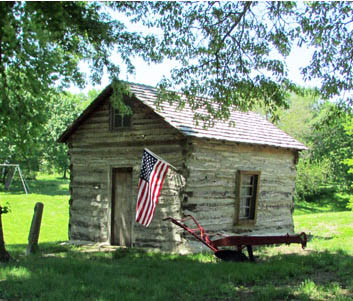 Johnson Cabin Museum