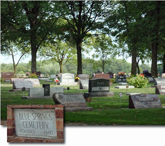 Historic Blue Springs Cemetery