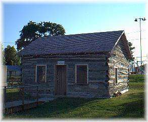 Log Cabin - Home - Post Office