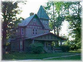 Guthrie House - 653 N. Kansas