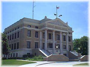 Pawnee County Courthouse