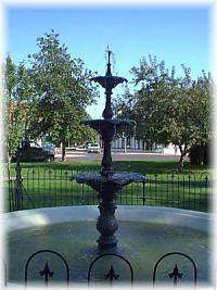 Fawley Fountain