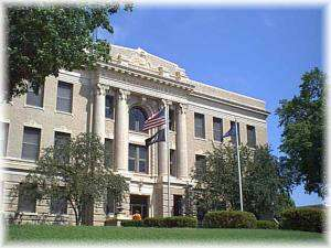 Richardson County Courthouse
