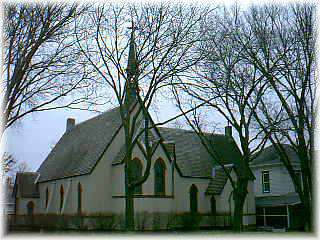 St. Stephen's Episcopal Church - NHR