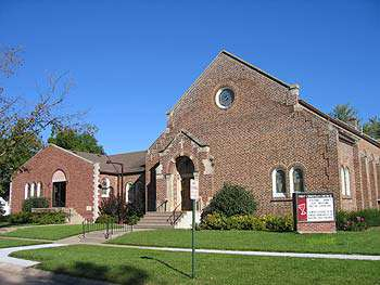 First Christian Church (DOC)