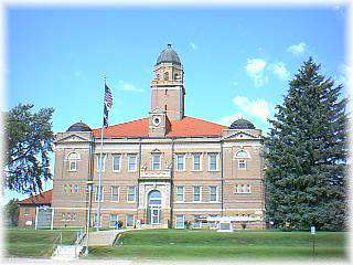 Saunders County Courthouse