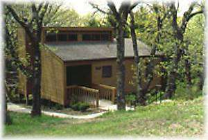 Mahoney SP Cabins and Lodge