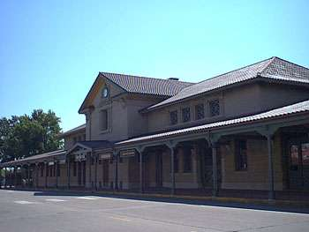 The Burlington Depot