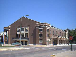 The City Auditorium