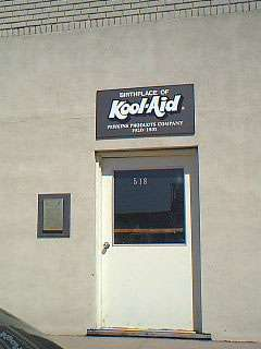 The Kool-Aid Birth Place