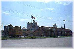Union Pacific Depot