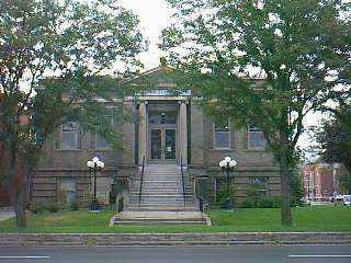 Carnegie Public Library Building