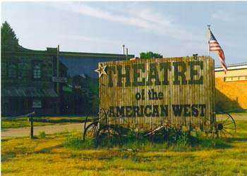 Theatre of the American West