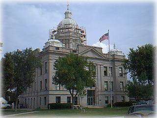 Kearney County Court House