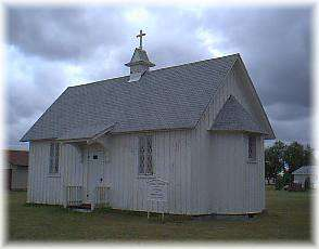 Little Church of Keystone