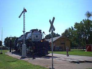 Cody Park Railroad Museum
