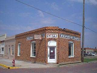 Zephyr Cafe Building