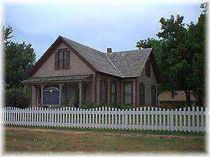 Willa Cather's Childhood Home
