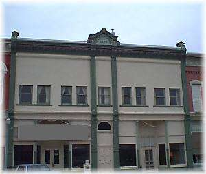 The Red Cloud Opera House