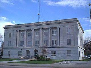 Kimball County Courthouse