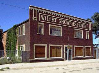 Wheat Growers Hotel