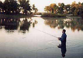 Oliver SRA Fishing