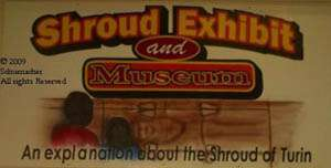 Shroud Exhibit and Museum (SEAM)