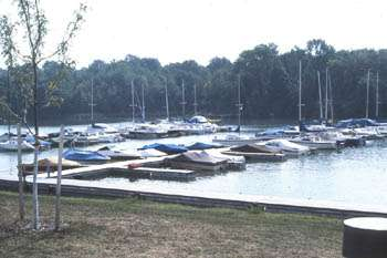 Alum Creek Lake Boating