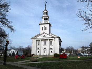 Tallmadge Church - Ohio Historical Society
