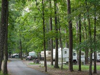 Beavers Bend RV and Tent Camping