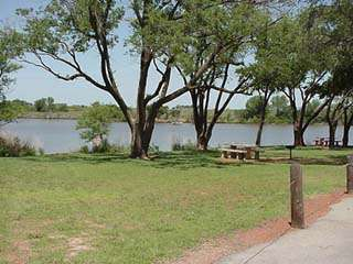 Elk City Lake