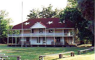 Quanah Parker Star House and Eagle Park Ghost Town