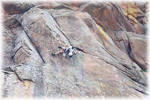 Wichita Mountains NWR - Rock Climbing