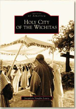 New Holy City History Book Available