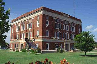 Harmon County Courthouses