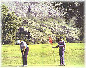 Quartz Mountain Golf Course